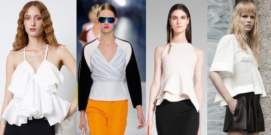 Модные блузки, женские рубашки 2015 (96 Фото) Журнал Журнала Город Мод. . Остается только оправиться за покупкой